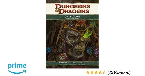 Open Grave: Secrets of the Undead: A 4th Edition D&D ...