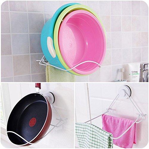 (Collapsible hung washbasin/toilet/Bathroom rack/toilet wall mounted racks/thickened wall/basin rack-A)