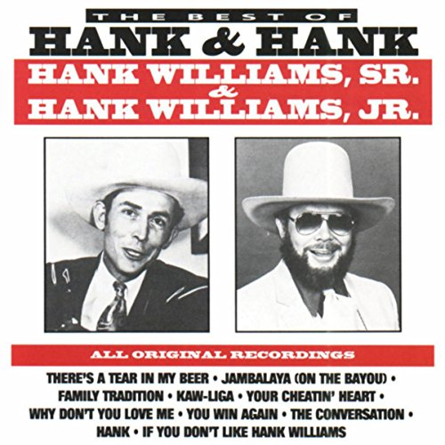 hank williams tear in my beer - 3