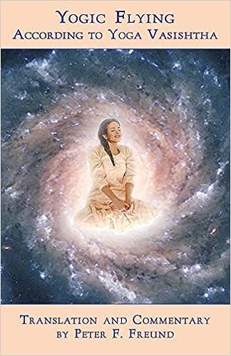 Amazon Fr Yogic Flying According To Yoga Vasishtha Dr