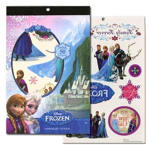 Disneys Temporary Tattoo Accessory Frozen