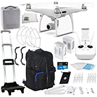 DJI Phantom 4 PRO Quadcopter Essentials Travel Backpack Bundle