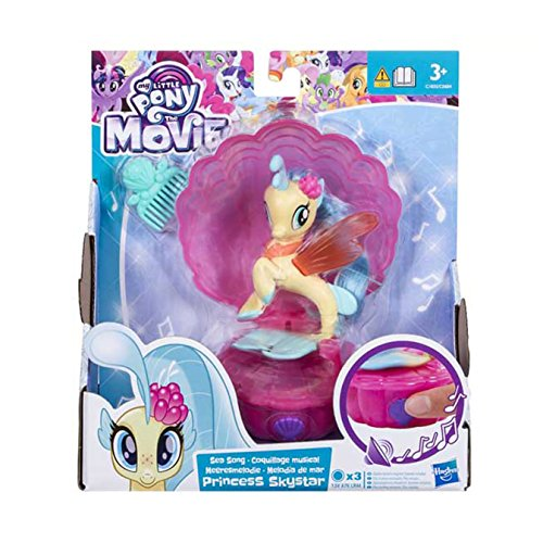 4bf71b761de4 durable modeling My Little Pony - Melodía en el mar (Hasbro C0684EU40)
