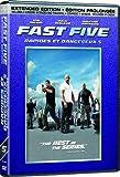 Fast Five/ Rapides et dangereux 5 (Bilingual)(Extended Edition)