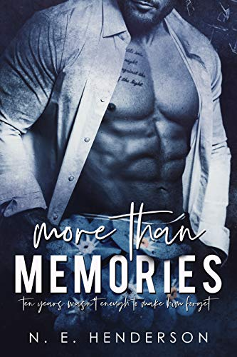 More Than Memories (A More Than Standalone Book 2)