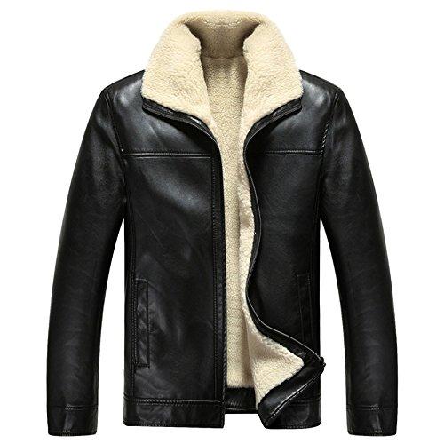 PLAER Herren Jacke Schwarz Color: Black