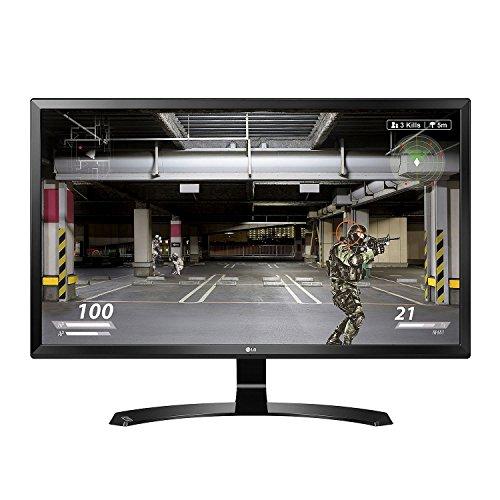"Price comparison product image LG 27UD60-B 27"" 4K Ultra HD IPS Monitor (3840 x 2160)"