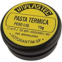 Pasta Térmica Implastec - Votorantim - Pote 15g
