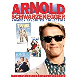 Arnold Schwarzenegger - Comedy Favorites Collection: Twins / Kindergarten Cop / Junior