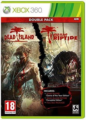 Deep Silver Dead Island Double Pack, X360 - Juego (X360, Xbox 360 ...
