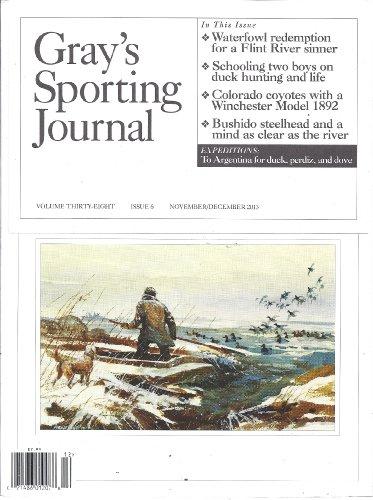 (Gray's Sporting Journal Magazine November/December 2013)
