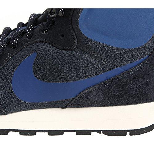 Nike 844864-440 - Zapatillas de deporte Hombre Varios colores (Dark Obsidian / Coastal Blue-Sail)