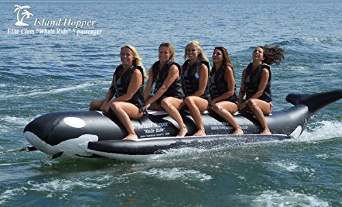 Island Hopper Whale Rider 5 Passenger