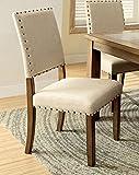 Cheap 247SHOPATHOME IDF-3531SC Dining-Chairs, Brown