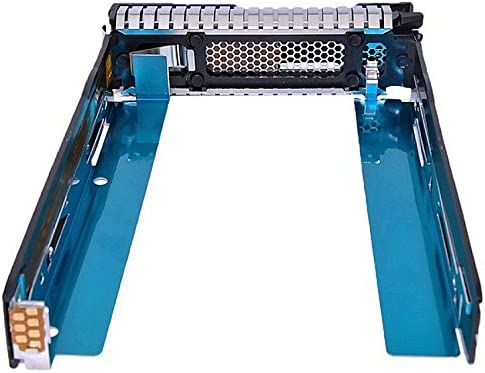 3.5 LFF SAS SATA HDD Tray Caddy for HP 651314-001 651320-001 Sled Proliant G8 Gen8 Gen9 G9 DL380P DL388 DL360 DL360P DL160 DL560 DL385 ML350e ML310e SL250s Series 2-Pack