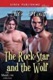 The Rock Star and the Wolf, Jc Holly, 162740418X