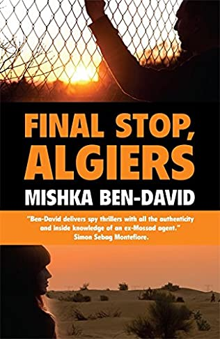 book cover of Final Stop, Algiers