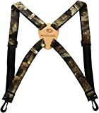 Mossy Oak Deluxe Binocular Strap (Break-Up, One Size)