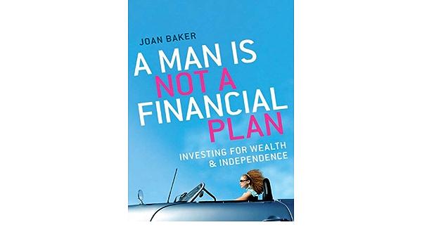 A man is not a plan book