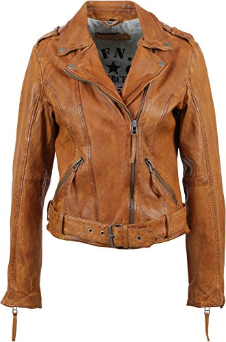 8362 Brandy Femme Blouson Freaky Nation Rocket Marron waU4BOOqx