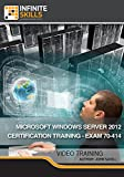 Microsoft Windows Server 2012 Certification Training - Exam 70-414 [Online Code]
