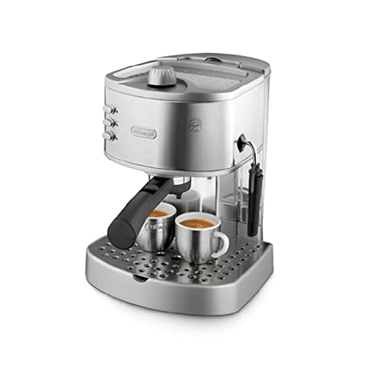 SUNHAO Cafetera Máquina de café hogar acero inoxidable bomba ...