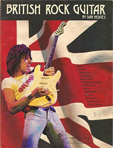 British rock guitar