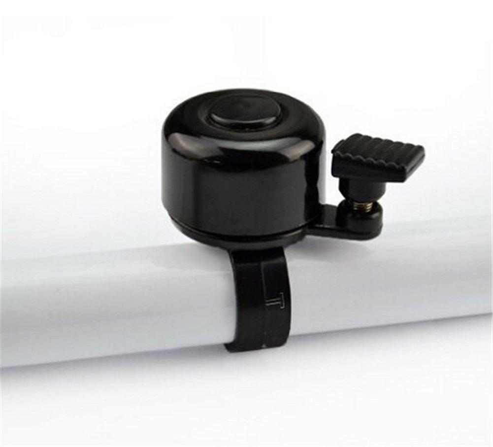 timbre de manillar de bicicleta ambiental homiki mini-m/étal bicicleta Bell sonido de cuerno tonos Incredible para adultos ni/ños en aluminio anillo de guirnalda