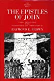The Epistles of John, Brown, Raymond E., 0300140274