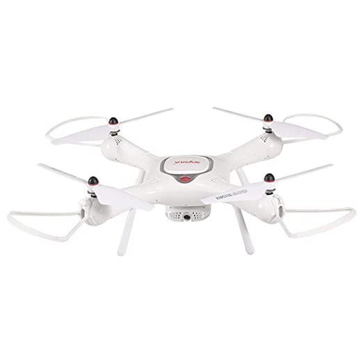 Syma X25Pro RC Drone with Adjustable Wi-Fi 720P HD Camera, GPS Return Home, Altitude Hold, Follow Me RC Quadcopter Remote Controlled Drones at amazon