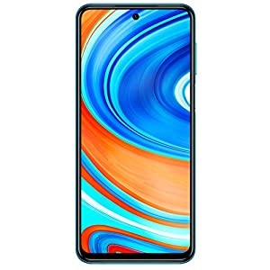 Redmi Note 9 Pro Max (Aurora Blue, 6GB RAM, 128GB Storage) – 64MP Quad Camera & Latest 8nm Snapdragon 720G & Alexa Hands…