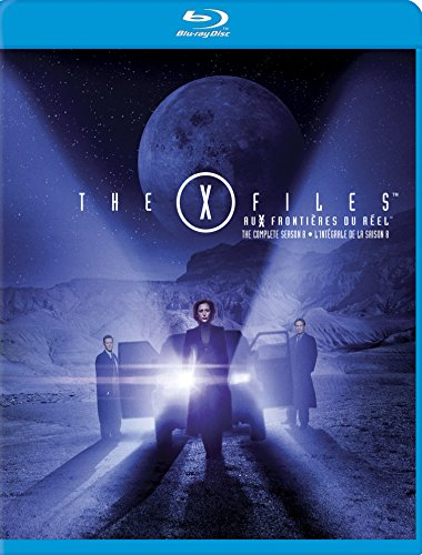 X-Files Season 8 (Bilingual) [Blu-ray], used for sale  Delivered anywhere in Canada