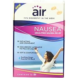 Air Nausea Advanced Nasal Breathing Aid, 12 Count