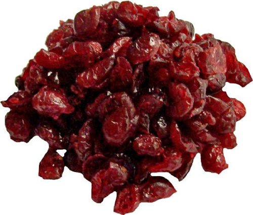 Oregon Fruit Juice Sweetened Dried Cranberries - 25 Lb by Earthly Gourmet