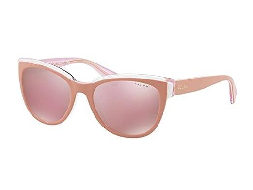 RALPH 0RA5230, Gafas de sol para Mujer, Pink 53: Amazon.es ...
