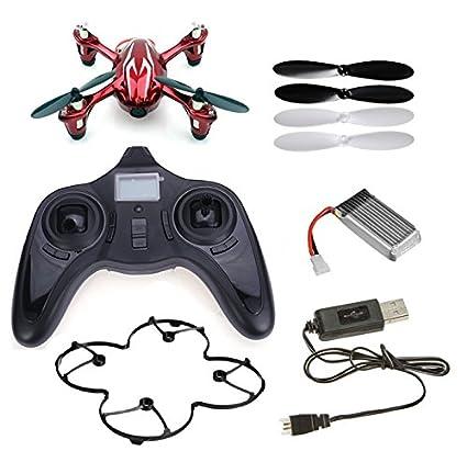 HUBSAN X4 H107C Mini drone quadricoptère avec CAMÉRA INTÉGRÉE ...