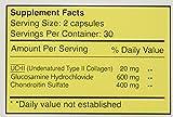 Vigorsource 6 Bottles Joint Ease with Uc-ii Tm 60