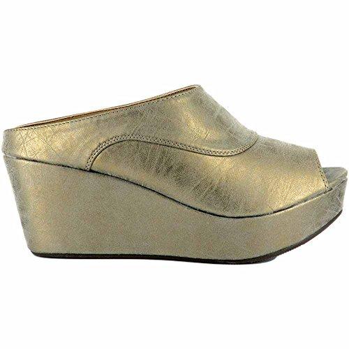 Womens Corkys Gold Sandal Indigo Corkys Indigo Brushed pPxqwtY