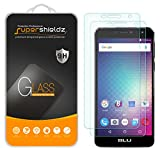 [2-Pack] Supershieldz for BLU (Studio XL 2) Tempered Glass Screen Protector with Lifetime Replacement