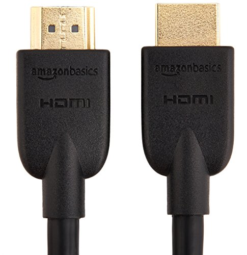 AmazonBasics CL3 Rated High Speed 4K HDMI Cable - 10 Feet