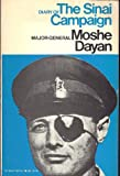 Front cover for the book Diary of the Sinai Campaign by Moshe Dayan
