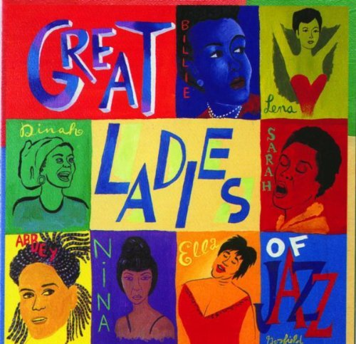 VA-Great Ladies Of Jazz-CD-FLAC-1995-NBFLAC Download