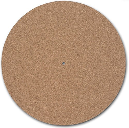 PRO JECT Cork It Turntable Mat by Pro-Ject