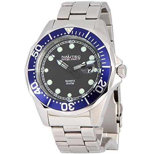Nautec No Limit Men's Watch(Model: Deep Sea Bravo)