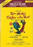 Selections from Fiddler on the Roof, Jerry Bock, Sheldon Harnick, 0897246799