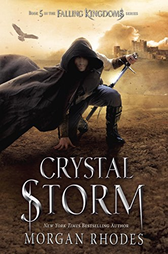 Crystal Storm: A Falling Kingdoms Novel by [Rhodes, Morgan]