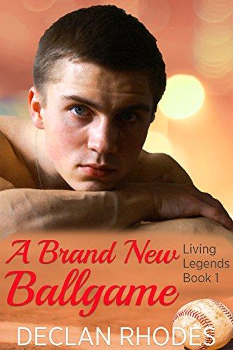 A Brand New Ballgame: Living Legends Book -