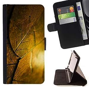 Momo Phone Case / Flip Funda de Cuero Case Cover - Lista Krysha krovlya Sloy - Huawei Ascend P8 (Not for P8 Lite)