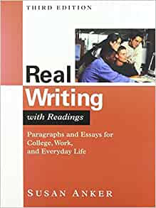 Location & Availability for: Real essays with readings : writing proj