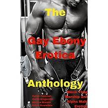 Ebony gay thug